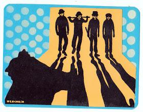 Photo: Mail Art 365 Day 19 card 19b
