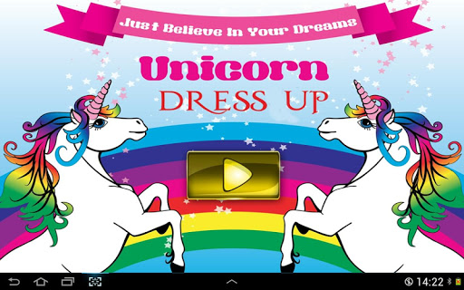 Unicorn Dress up - Girl Game