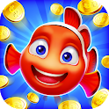 Merge Fish - Tap Click Idle Tycoon icon