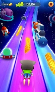 Talking Tom Gold Run Apk Download For Android and Iphone Mod Apk 7