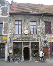 Photo: Grimbergen, la chapelle jouxtant l'abbaye