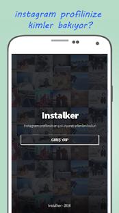 Instalker screenshot