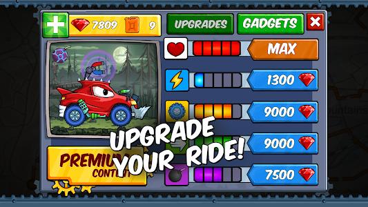 Car Eats Car - Racing v2.0 (Mod Money/Fuel/Unlocked)