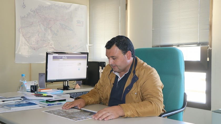 Concejal de Agricultura del Ayuntamiento de El Ejido.