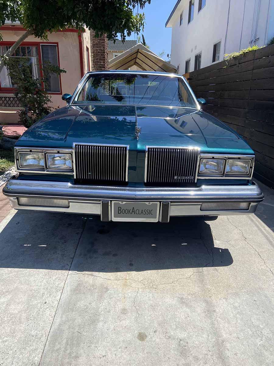 Oldsmobile Cutlass Hire Los Angeles
