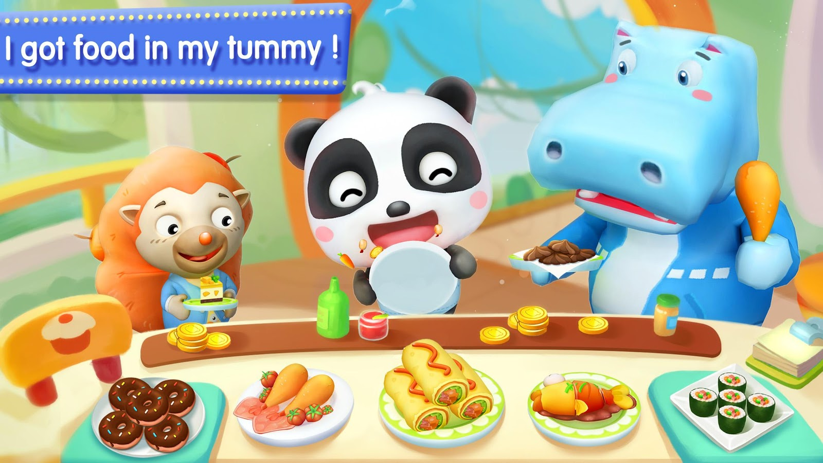 Little Panda Restaurant- screenshot