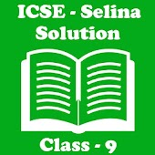 ICSE Class 9 Selina Book Solution
