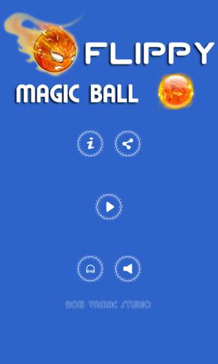 Flippy Magic Ball