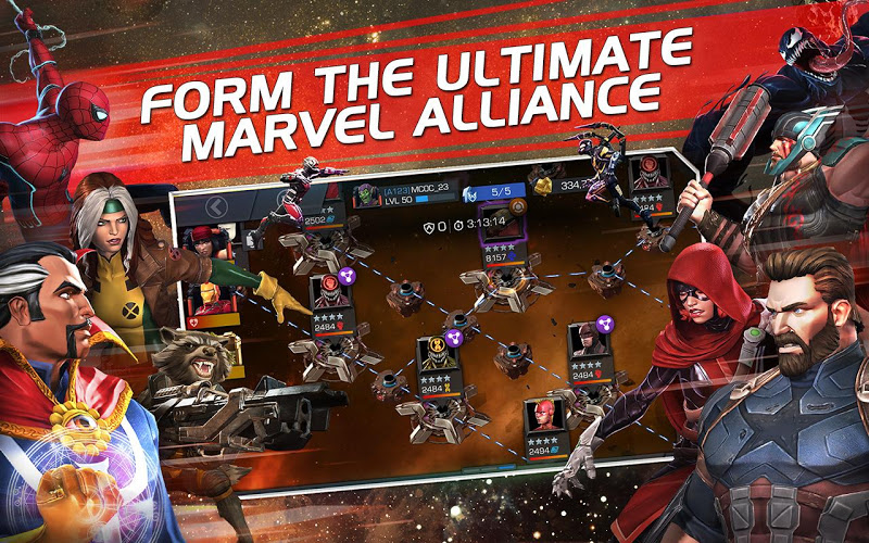 MARVEL Contest of Champions Screenshot 13