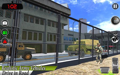 Mountain Truck Simulator: Truck Games 2020 apktram screenshots 4