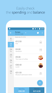 Trabee Pocket : Travel Expense - náhled