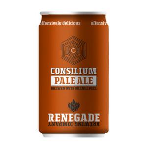 Logo of Renegade Consilium Pale Ale