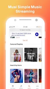 App Musi : Simple Music Streaming Advice 2019 APK for Windows Phone