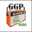 GGP Radio Airplay icon