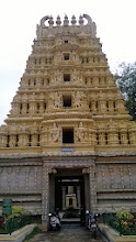 Photo: Mysore palace - temple