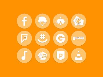 GEL - Icon Pack Screenshot 2