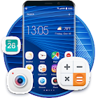 S7 launcher for GALAXY phone icon