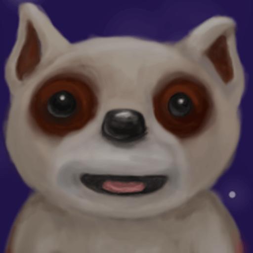 Saucer Raccoon