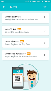 Mumbai Metro (SKIIIP) and BEST tickets and Passes- screenshot thumbnail