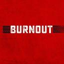 Burnout Cafe, Infantry Road, Bangalore logo
