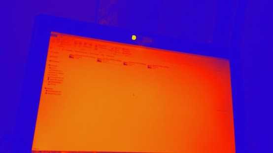 Thermal Camera  FX : HD Effects Simulation/Prank Screenshot