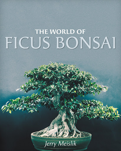The World of Ficus Bonsai cover