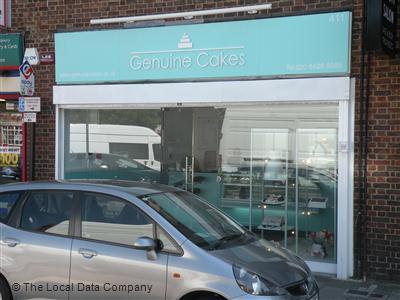 Genuine Cakes On Uxbridge Road