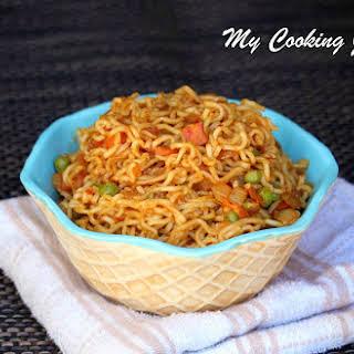Vegetable Noodles – Fancy Maggi.