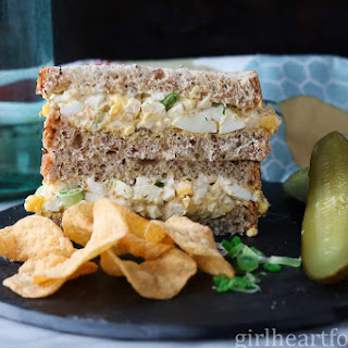 Egg Salad Sandwich.