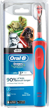 Oral B Kids Star Wars Electric Toothbrush