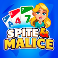 Spite & Malice Card Game apk