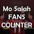 Mo Salah Fans Counter