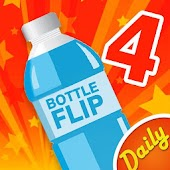 Flippy Bottle Challenge