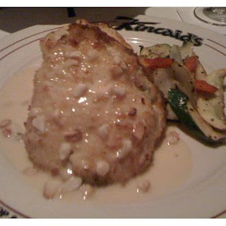 Stuffed Halibut