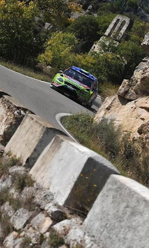 Wallpapers Ford Team WRC