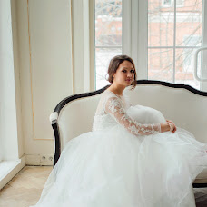 Wedding photographer Tanya Mutalipova (cozygirl). Photo of 14.01.2019