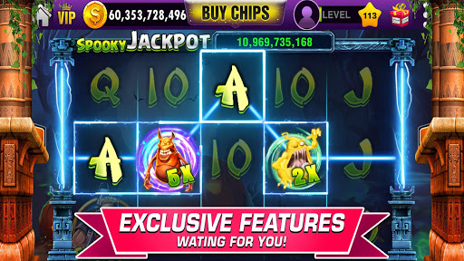 Slots : FREE Vegas Slot Machines - 7Heart Casino! 1.71 screenshots 8