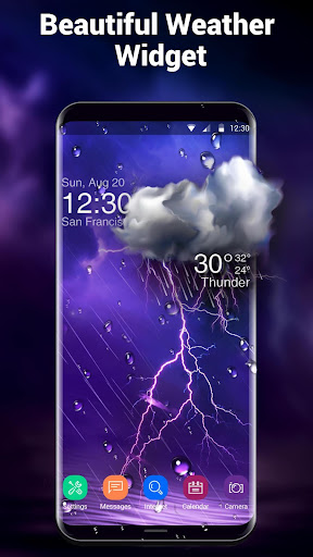 New weather forecast app ☔️ 15.1.0.45940 screenshots 1