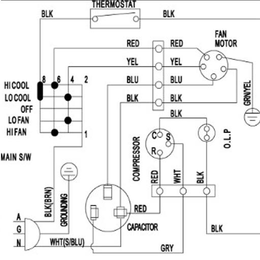 [DIAGRAM_38EU]  Download AC wiring diagram Free for Android - AC wiring diagram APK Download  - STEPrimo.com | Wiring Diagram Of Split Ac Download |  | STE Primo