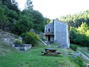 Photo: la maison forestière de Brantes