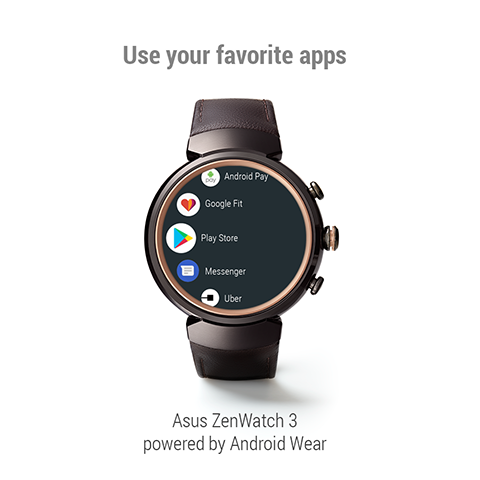 Android Wear - Smartwatch screenshot 7