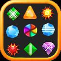 Mermaid Treasure Hunting(No ads) - Match3 puzzle icon