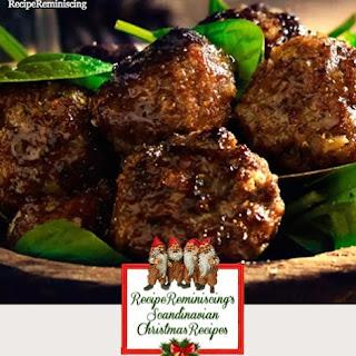 Norwegian Meat Recipes.