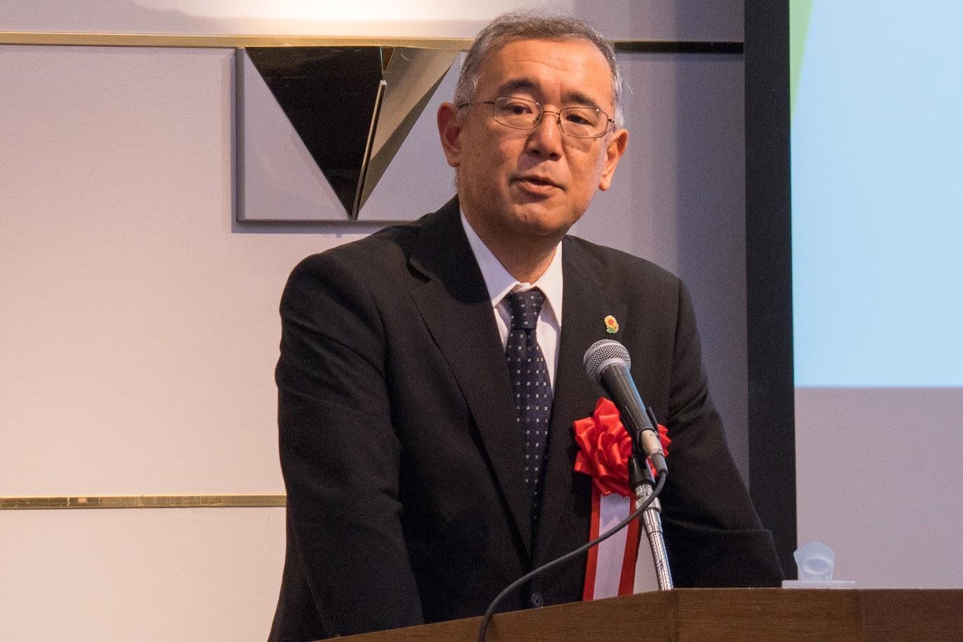 日清オイリオグループ株式会社・岡雅彦 執行役員