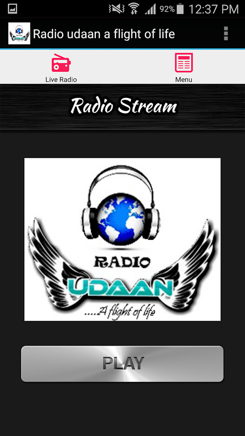Radio udaan a flight of life- screenshot