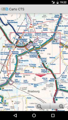 FastStras: capturas de pantalla de autobuses y tranvías 5