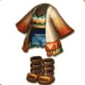 キャンプグランピング服(女)