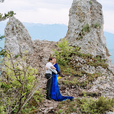 Wedding photographer Anna Rybalkina (arybalkina). Photo of 01.06.2017