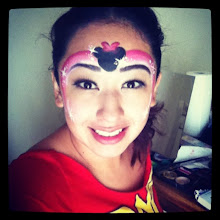 Photo: Minnie Mouse face painting by Raelynn, Azusa, Ca. Call to book her today! 888-750-7024