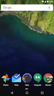 Blur - A Launcher Replacement- screenshot thumbnail